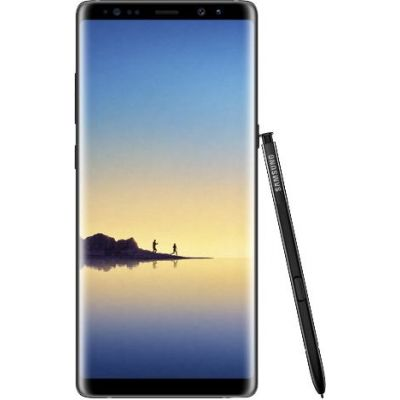 Galaxy Note 8 Noir