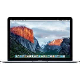 "Macbook 12"" Début 2016"