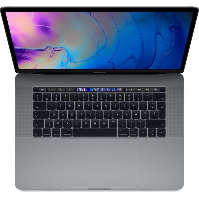 "MacBook Pro 15"" Touch Bar Début 2019"