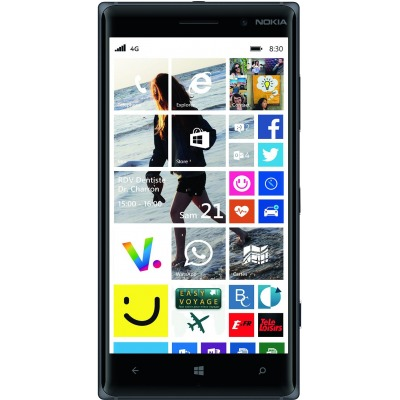 nokia lumia 830 reconditionn d 39 occasion. Black Bedroom Furniture Sets. Home Design Ideas